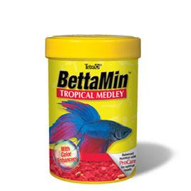 Tetra BettaMin - Acuariofilia Ecuador