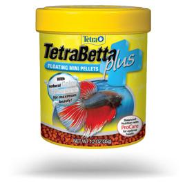 Tetra Betta Plus - Acuariofilia Ecuador