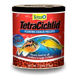 Tetra Cichlid Floating Pellets - Acuariofilia Ecuador
