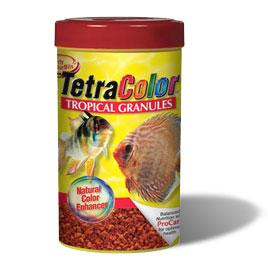 TetraColor Granulado - Acuariofilia Ecuador