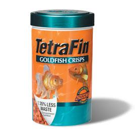 TetraFin Goldfish Crisps - Acuariofilia Ecuador