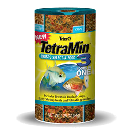 TetraMin Selected Food 3en1 - Acuariofilia Ecuador