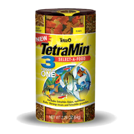 TetraMin Selected Food 3 en 1 - Acuariofilia Ecuador