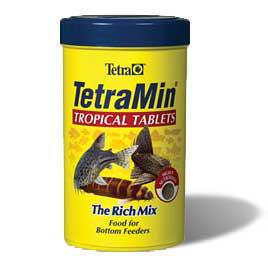 TetraMin Tropical Tablets - Acuariofilia Ecuador