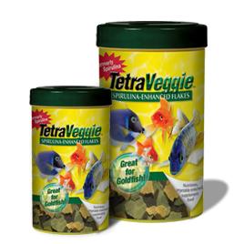 Tetra Veggie - Acuariofilia Ecuador