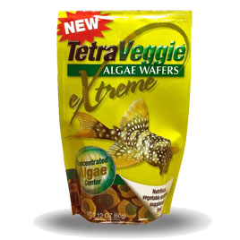 Tetra Veggie Algae Waffers - Acuariofilia Ecuador