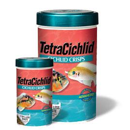 Tetra Cichlid Crisps - Acuariofilia Ecuador